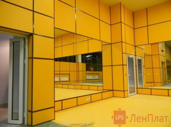 Негорючие панели для отделки стен