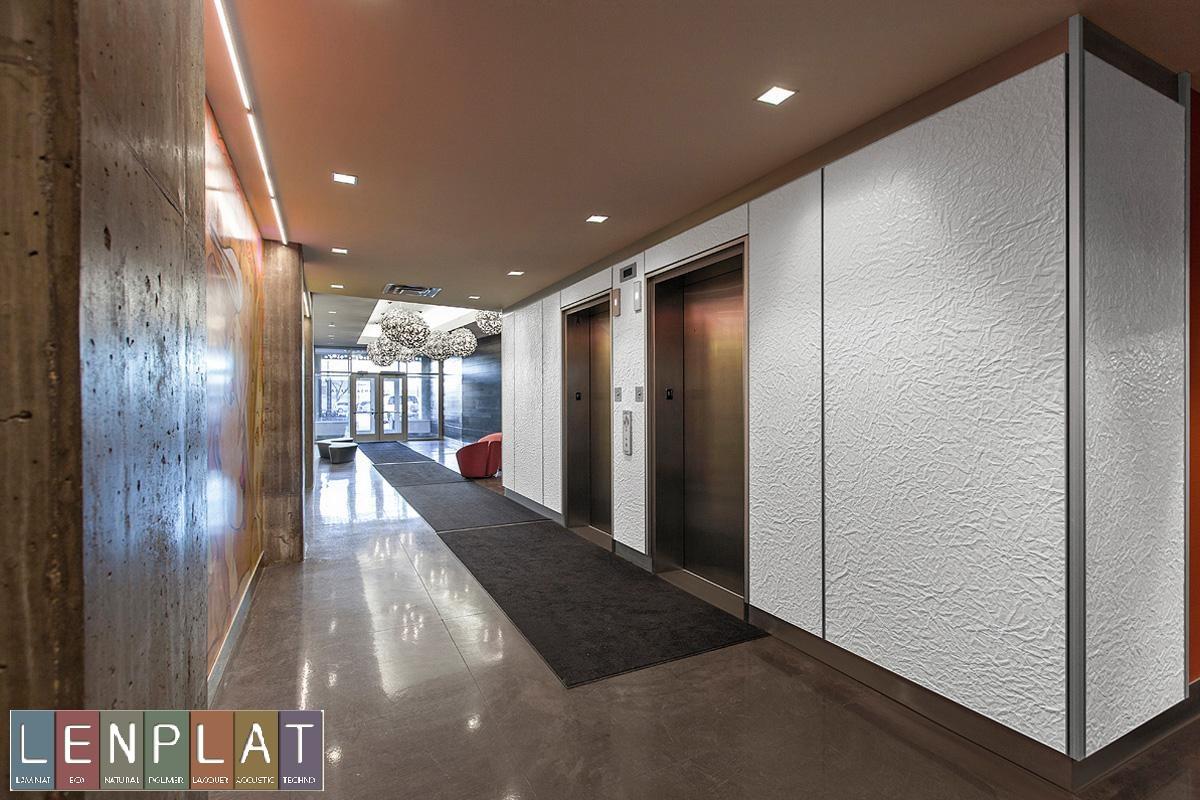 Стеновые декоративные  панели с виниловым покрытием