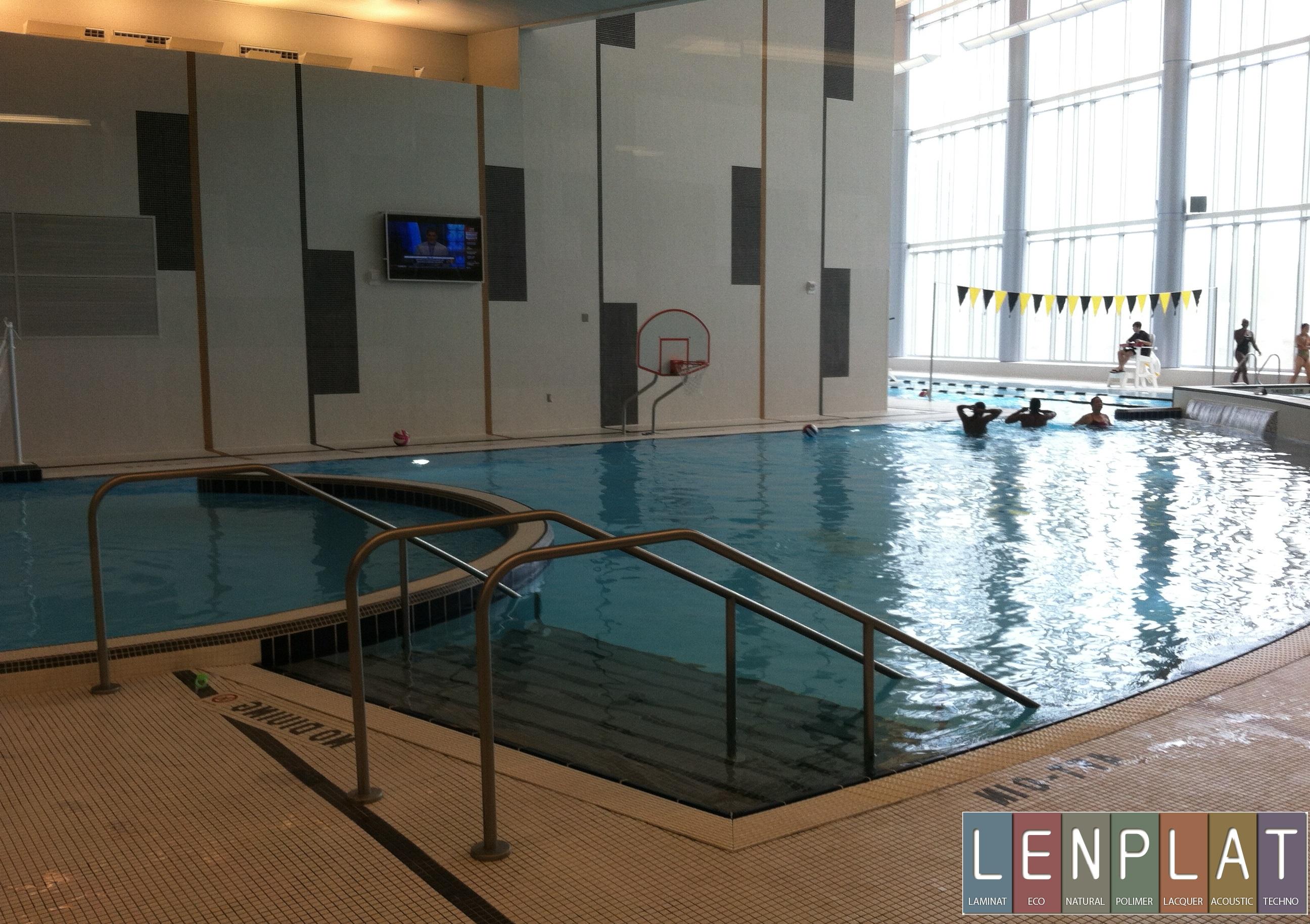 Физкультурно-оздоровительный комплекс с бассейном