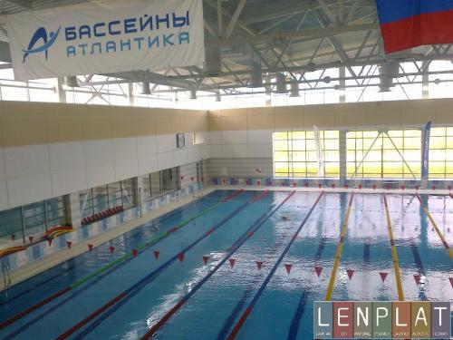 Бассейны Атлантика Санкт_Петербург